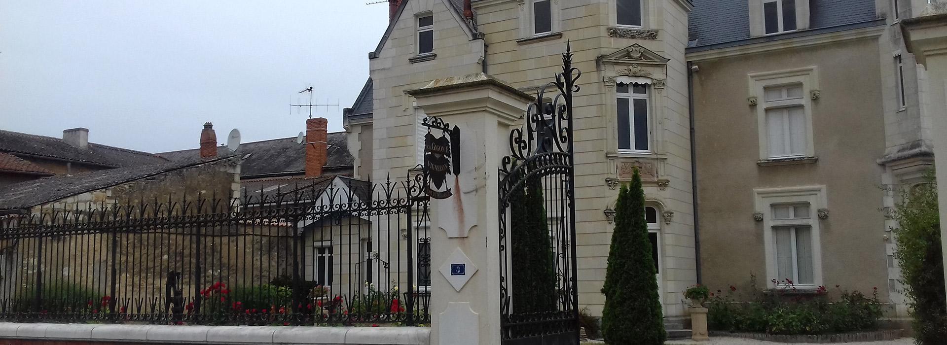 Domaine viticole 79
