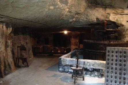 cave à vins oiron