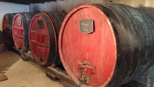Producteur de vin 79